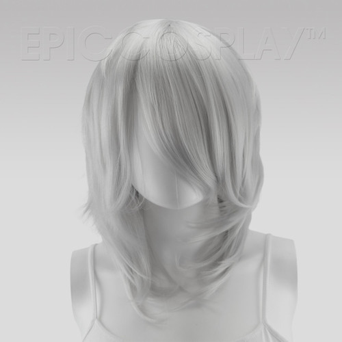 Helios Silvery Grey Wig at The Costume Shoppe Calgary