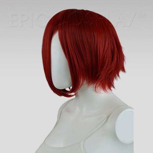 Aphrodite Dark Red Wig at The Costume Shoppe Calgary