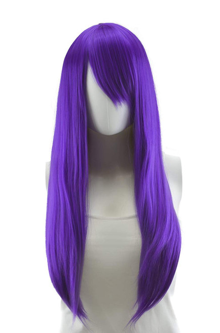 Theia Lux Purple Wig at The Costume Shoppe Calgary