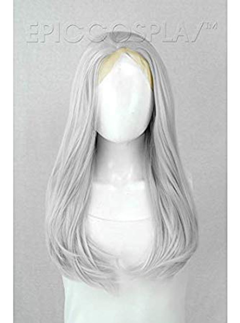 Scylla Silver Grey Wig at The Costume Shoppe Calgary