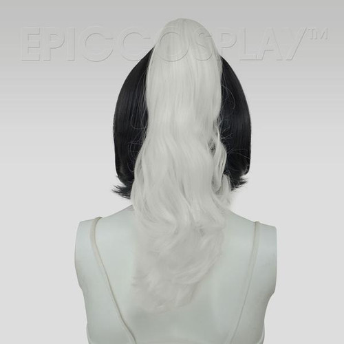 Epic Cosplay Pony Tail Classic White