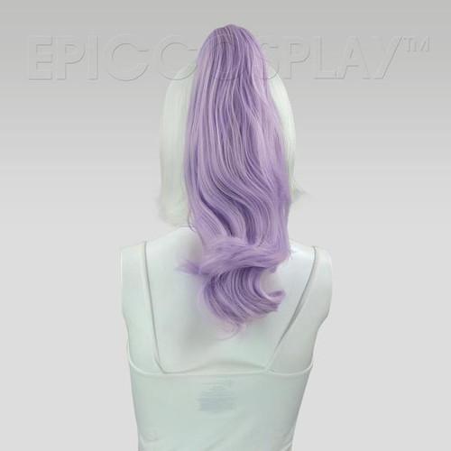 Epic Cosplay Pony Tail Fusion Vanilla Purple