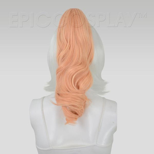 Epic Cosplay Pony Tail Peach Blonde