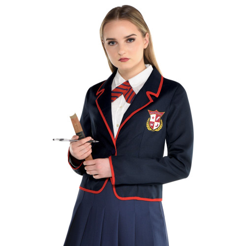 Prepster Girl Costume Kit