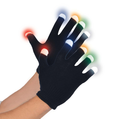 LED Gloves Electric Party