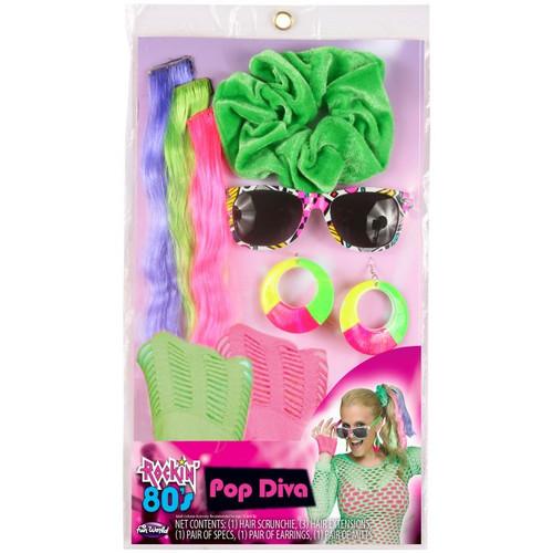 80's Pop Diva Kit