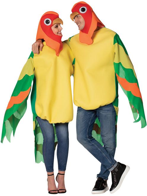 Love Birds Couples Costume