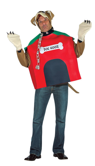 In The Dog House Costume Adult - One Size