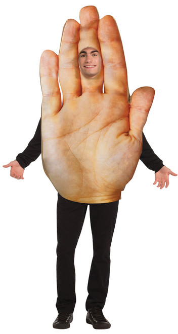 Big Hand Adult Costume