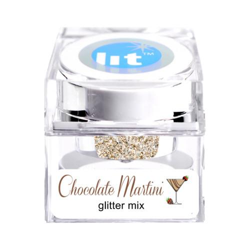 LIT COSMETICS- Chocolate Martini (Glitter Mix)