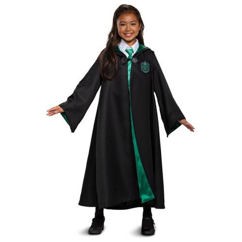 Childrens Harry Potter Slytherin House Prestige Robe