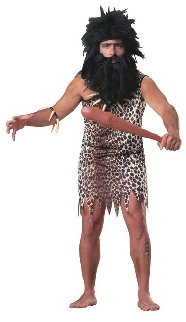 Mens Prehistoric Caveman Costume