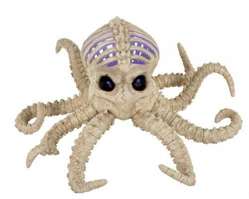 Light Up Octopus Skeleton