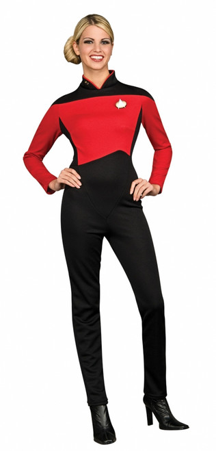 Star Trek Next Generation Command Jumpsuit for Lad