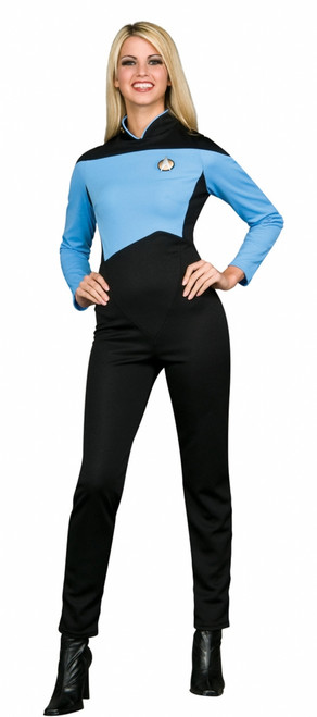 Science Jumpsuit Star Trek Next Generation Costume