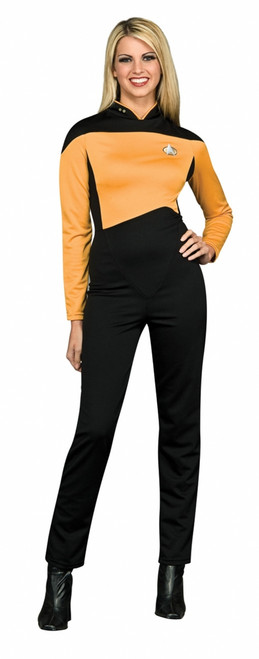 Next Generation Star Trek Operations Jumpsuit