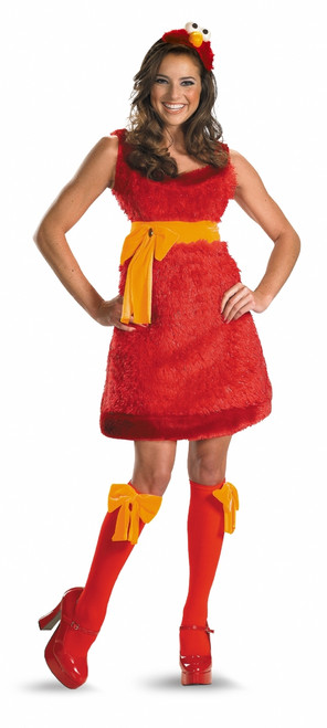 Sassy Elmo Sesame Street Costume