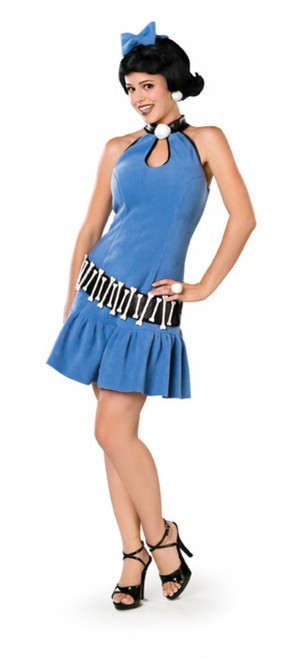 Betty Rubble Flintstones Character Costume