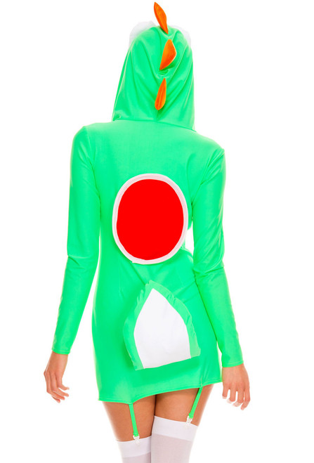 Hot Ladies Yoshi Costume