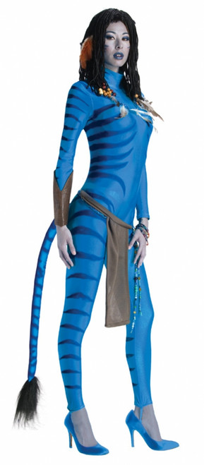 Neytiri Ladies Avatar Halloween Costume