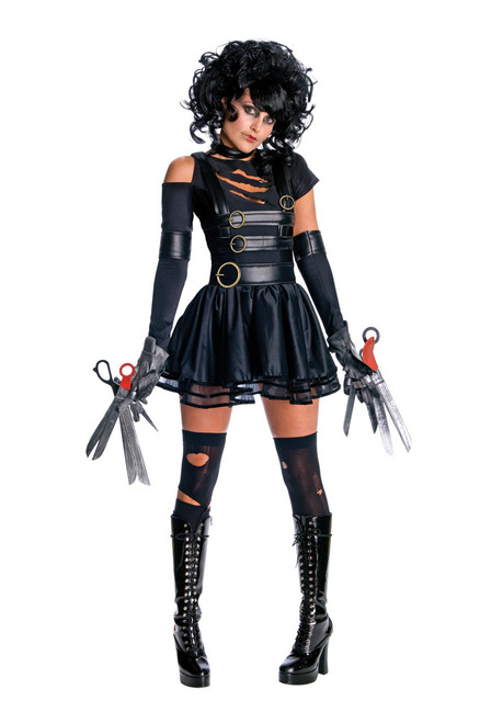 Women's Edward Scissorhands Costume