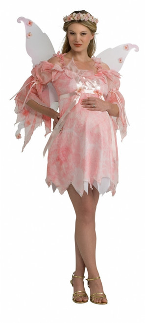 Pink Fairy Angel Maternity Costume