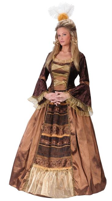 Baroness Renaissance Gown