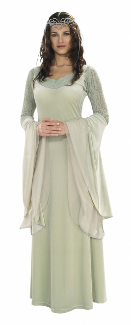 Queen Arwen Deluxe Lord of the Rings Costume