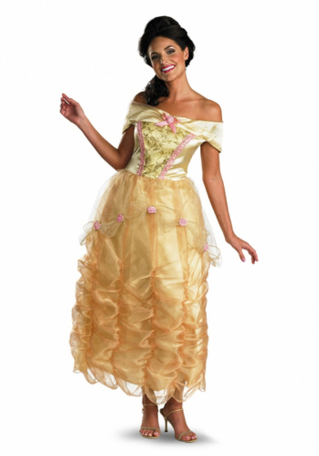 Belle Deluxe Disney's Halloween Costume