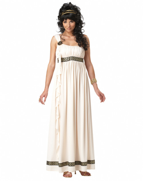 Olympic Goddess Toga Costume