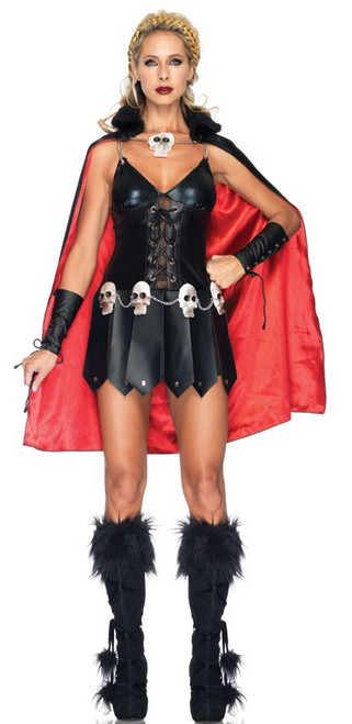 Warrior Woman Vixen Costume