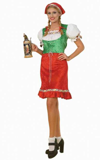 Gretel Fairytale Halloween Costume