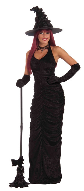 Black Magic Mistress Witch Costume
