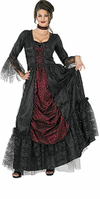 Countess of Transylvania Gown