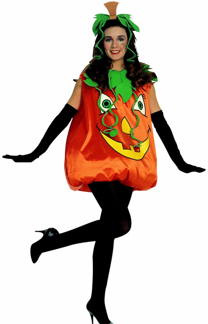 Orange Pumpkin Pie Costume