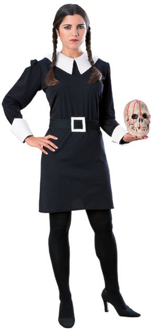 Wednesday Addams Family Halloween Costume