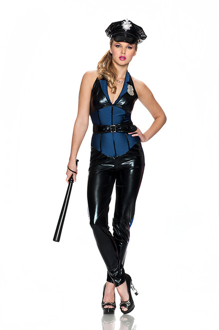 Sexy Catch a Thief Police Costume