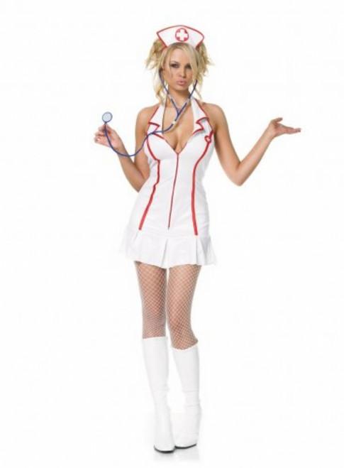 Head Nurse Sexy Ladies Costume