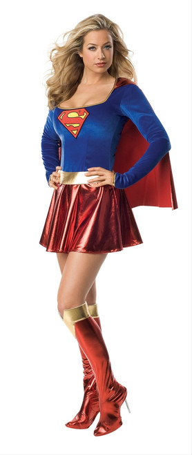 Ladies Supergirl Costume