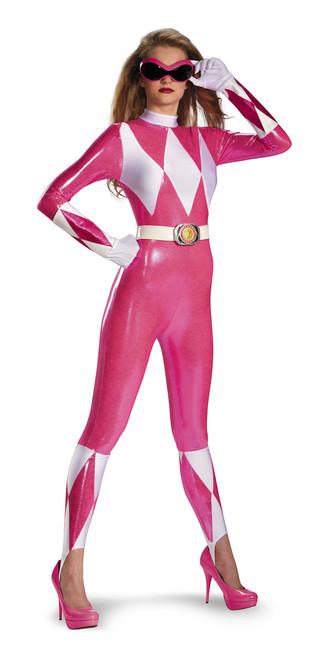 Pink Power Ranger Costume
