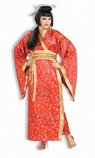 Madame Butterfly Costume  - Plus Size