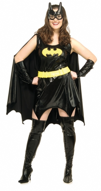 Batgirl Costume - Plus Size