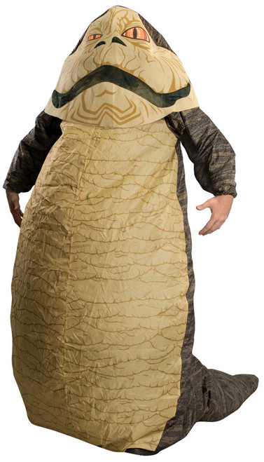 Inflatable Star Wars Jabba the Hutt Costume