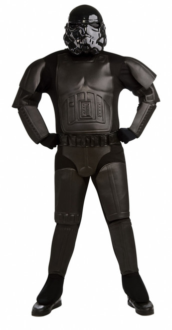 Black Shadowtrooper Star Wars Costume