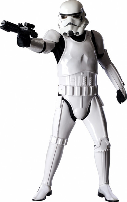 Supreme Stormtrooper Star Wars Costume
