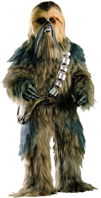 Supreme Edition Star Wars Chewbacca Costume