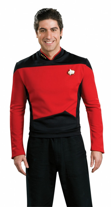 Star Trek Nextgen Costume