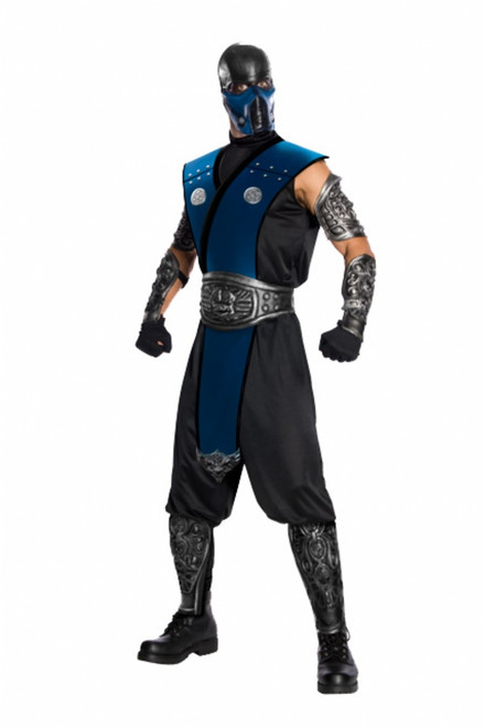 Subzero Super Hero Halloween Costume