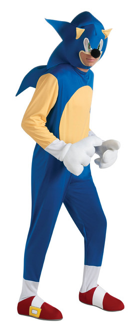 Sonic the Hedgehog Licensed Costume