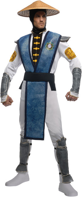 Raiden Mortal Kombat Costume